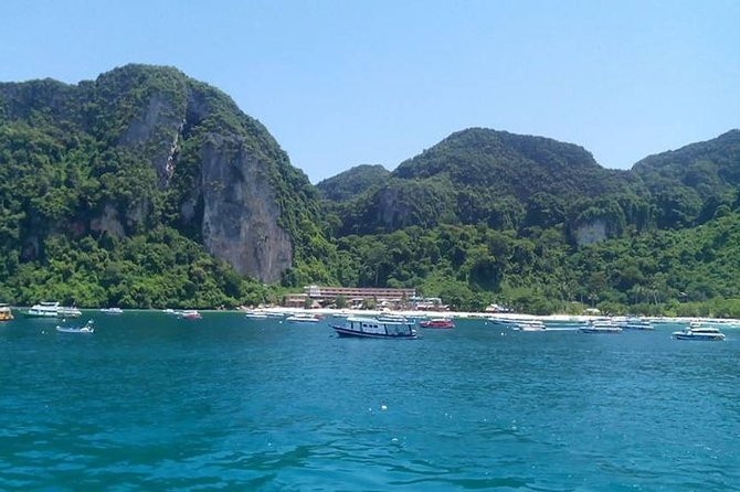 One Day Phi Phi Islands Tour By Big Boat From Phuket photo 21