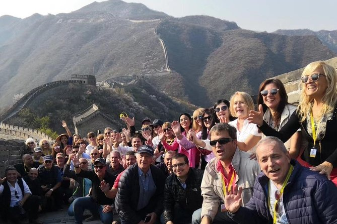 Beijing Full-Day Private Tour to Mutianyu Great Wall with Lunch