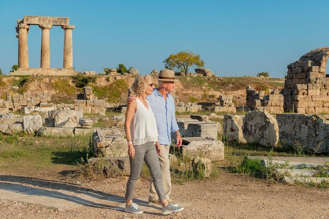 2-Day Wine Roads and Sites of the Peloponnese Private Tour