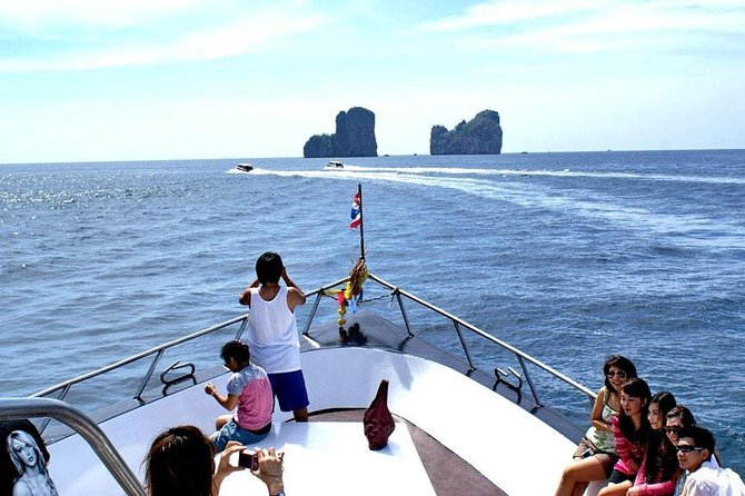 Phi Phi Islands VIP Tour By Big Boat From Phuket