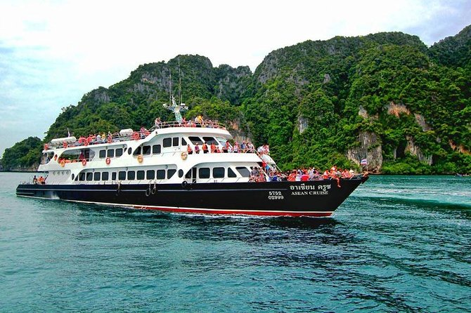 Phi Phi Islands VIP Tour By Big Boat From Phuket photo 10