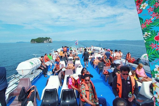 Phi Phi Islands VIP Tour By Big Boat From Phuket photo 18