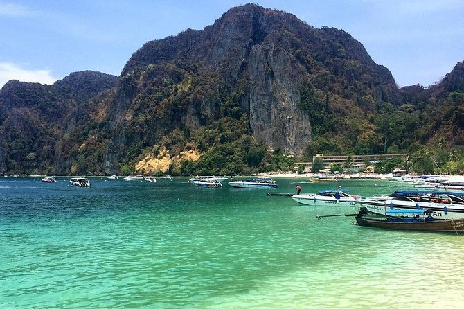 Phi Phi Islands VIP Tour By Big Boat From Phuket photo 4