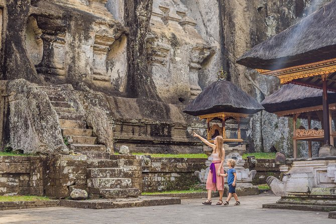 Private Full-Day Tour: Balinese Temples and Rice Terraces