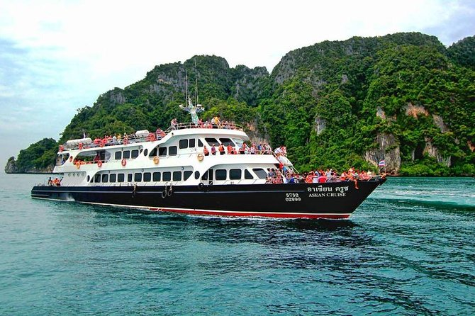 Phi Phi Islands Snorkeling Tour By Phi Phi Cruiser From Phuket