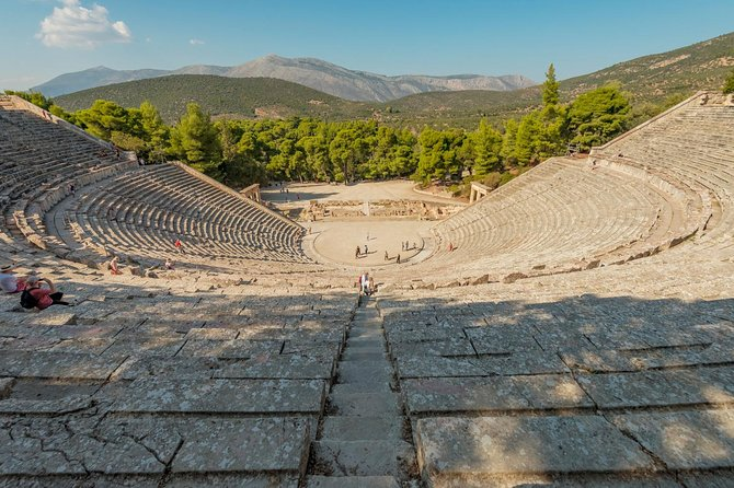 4-Day Classic Greece Private Tour: Epidaurus, Mycenae, Olympia, Delphi, Meteora photo 6