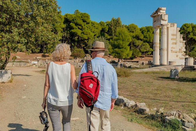 Epidaurus, Nafplio, and Mycenae Private Day Trip from Athens photo 27
