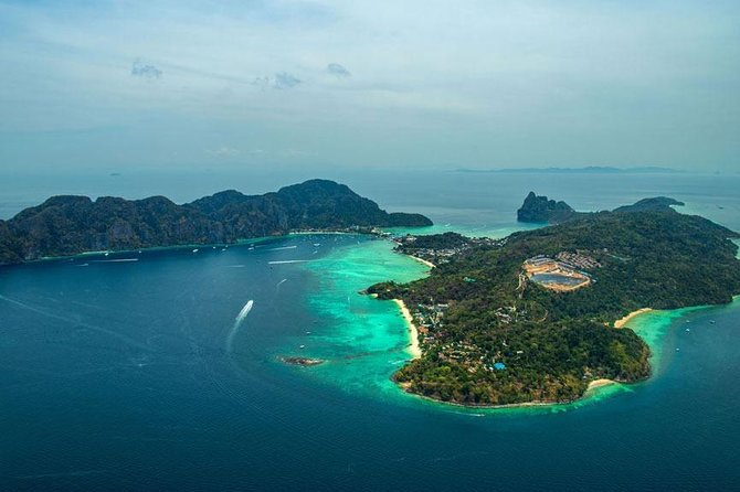 Phi Phi Islands Tour VIP Package By Phi Phi Cruiser From Phuket