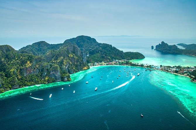 Phi Phi Islands Snorkeling Trip By Big Boat From Phuket