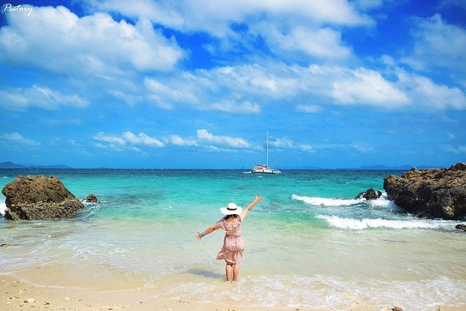 Day Trips Raya & Coral Island Snorkeling By Speed Boat Tours