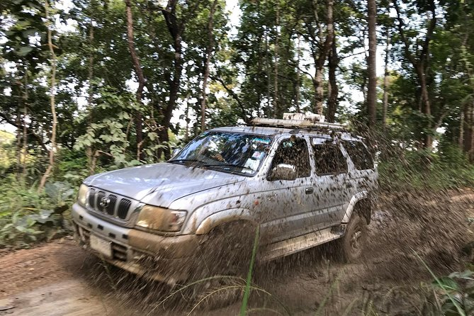 Best Off Road 4x4 >> Best Full Day 4x4 Off Road Adventure Tour At Doi Suthep