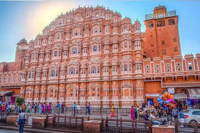 Jaipur 8 Hours Private City Tour by AC Car