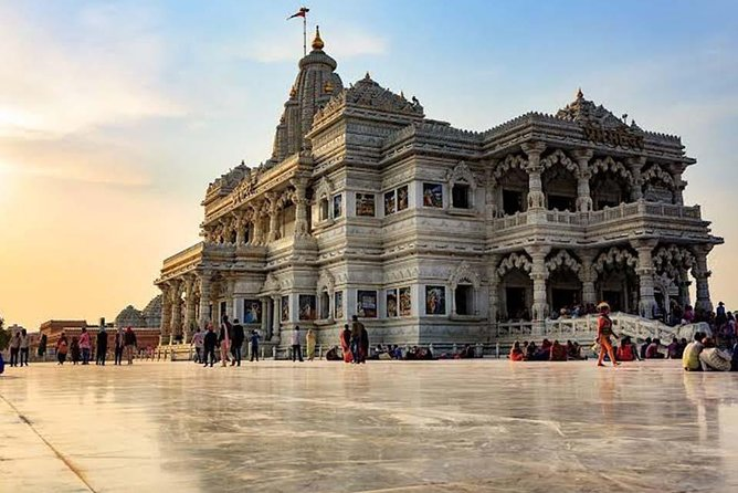 Private Tour : Mathura Vrindavan from Delhi Day Trip