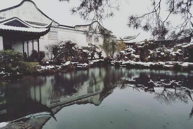 Suzhou One day private Tour from Shanghai with Gondola ride