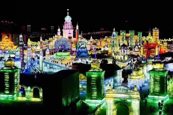 5-day tour to Harbin - A Wonderful Ice and Snow World(Jan)