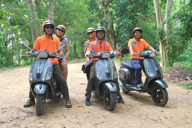 Original Vespa Adventures: Full Day Guided Tour of the Angkor Complex