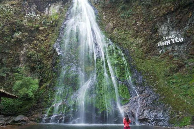 Private Day Tour at Love and Silver Waterfall from Sapa photo 1