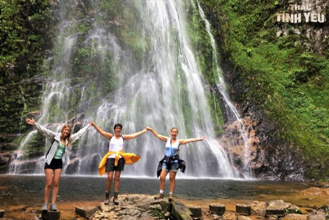 Private Day Tour at Love and Silver Waterfall from Sapa photo 3