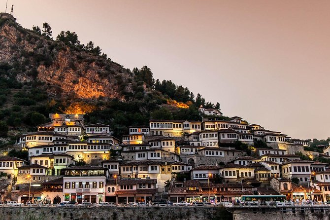 Cruise to Albania from Corfu Island