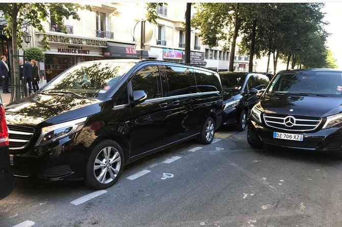 Private Round Transfer Le Havre - Paris - Le Havre. Comfortable Cars!