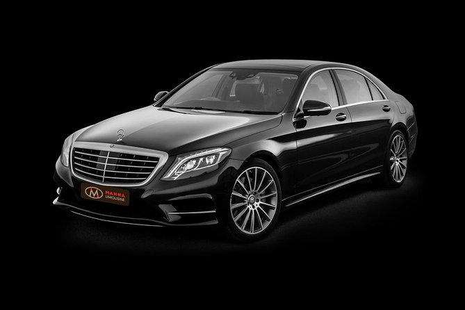 Bangkok Airport Limousine: Luxury Sedan Mercedes Benz S-Class (From Airport)