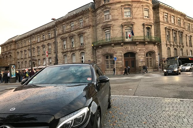 Private driver taxi Airport Basel-Mulhouse-Freiburg Strasbourg (EAP)