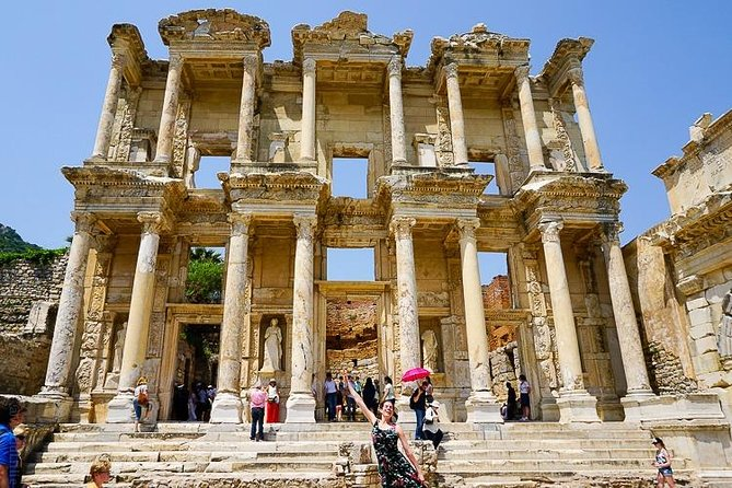 Izmir Afternoon Tour Ephesus and Virgin Mary's House