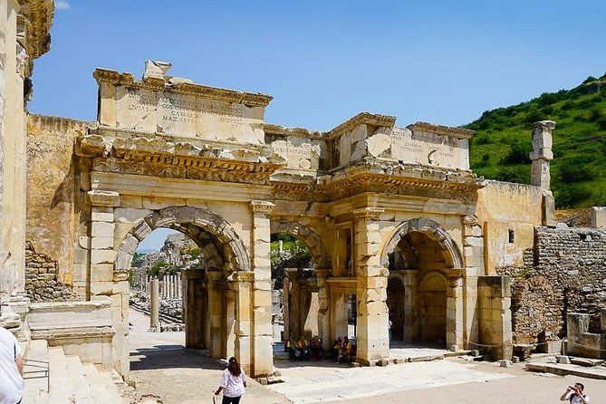 Izmir Afternoon Tour Ephesus and Virgin Mary's House photo 3