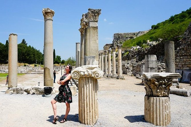 Izmir Afternoon Tour Ephesus and Virgin Mary's House photo 6