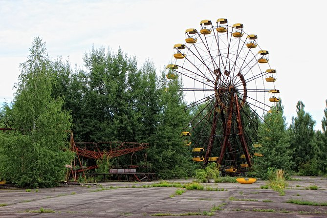 The Chernobyl Exclusion Zone - One-day Private Tour from Kyiv photo 2
