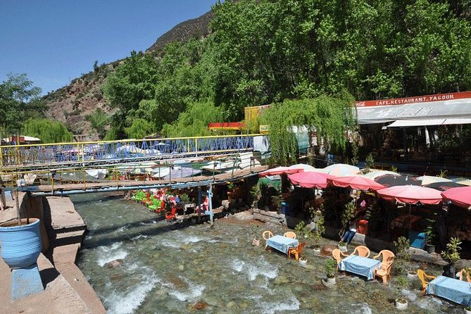 Marrakech Ourika Valley & Berber Lifestyle Day trip