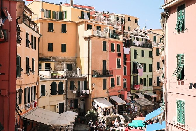 All Five Cinque Terre Villages & 2hrs Hiking Adventure: Day Trip from Florence photo 8