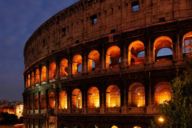 Fast-Track Tour to Colosseum, Palatine Hill and Roman Forum in Rome