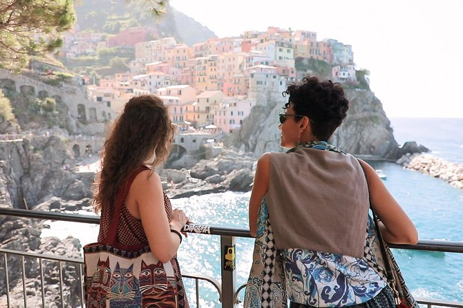 Cinque Terre Full Day Discovery: Escorted Round Trip by Bus from Florence