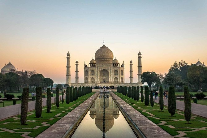 Sunrise Tour with Three World Heritage Sites
