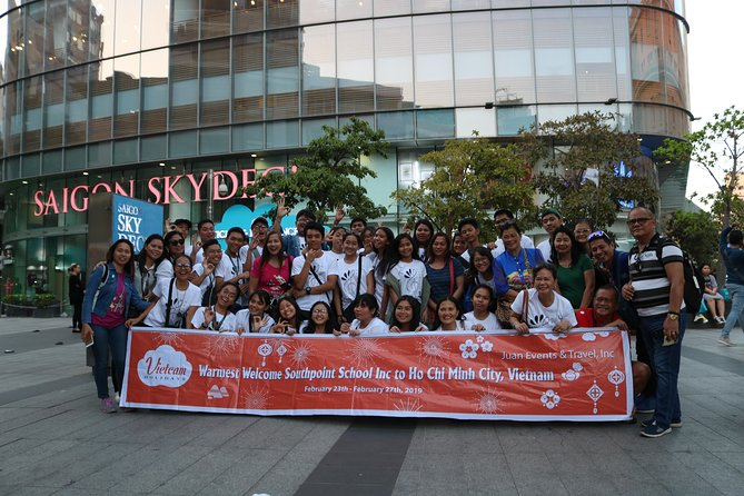 Ho Chi Minh City tour Half Day