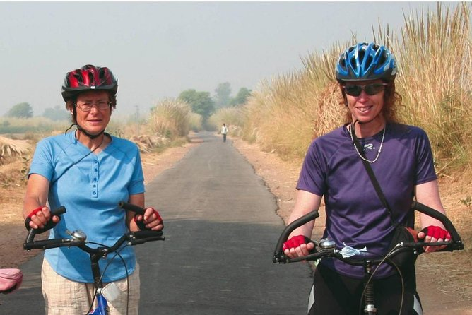 Jaipur Countryside Cycling Trip
