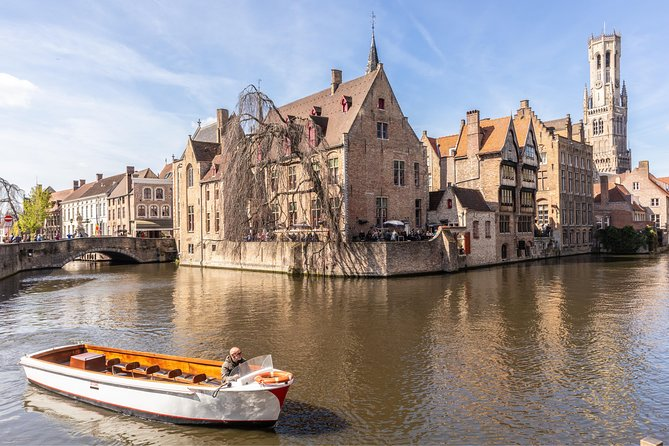 Combination Bruges and Ghent in Two Days - Small Exclusive Group Tour photo 2