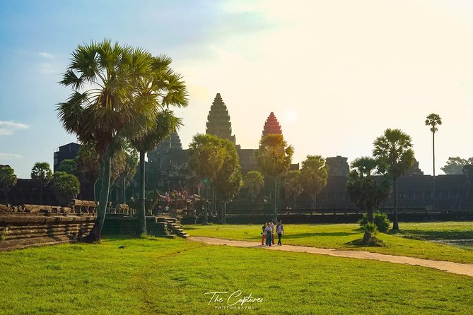 Half Day - Angkor Wat Sunrise ,Bayon, Ta Promh With English Tour Guide photo 10