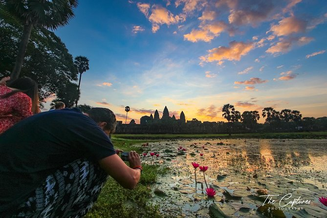 Half Day - Angkor Wat Sunrise ,Bayon, Ta Promh With English Tour Guide photo 1