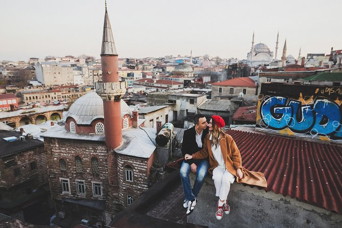 Istanbul Instagram Photoshoot By Local Professionals