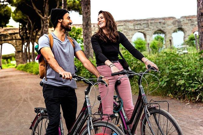 Private Half-Day Bike Tour of Rome