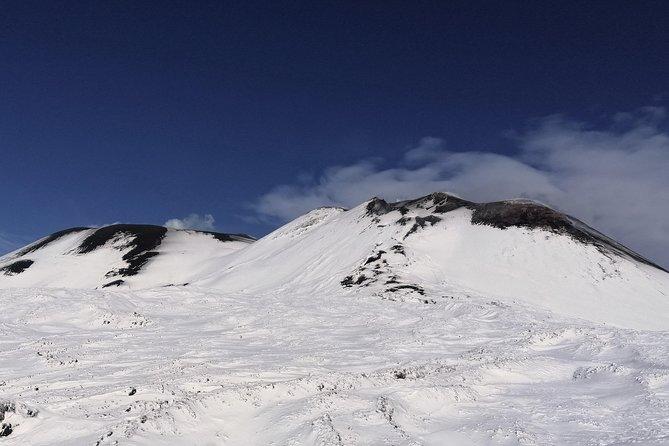 Etna: High altitude winter excursion