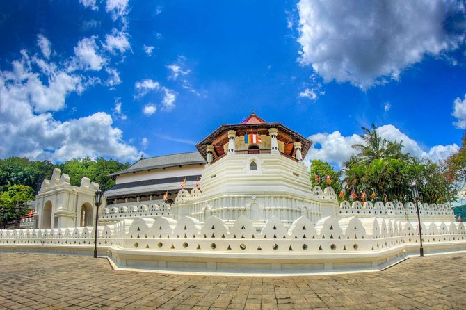Private one-day tour to Kandy from Colombo or Negombo