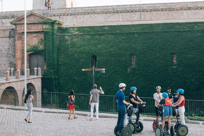 Castle of Montjuic- 3H Segway Tour