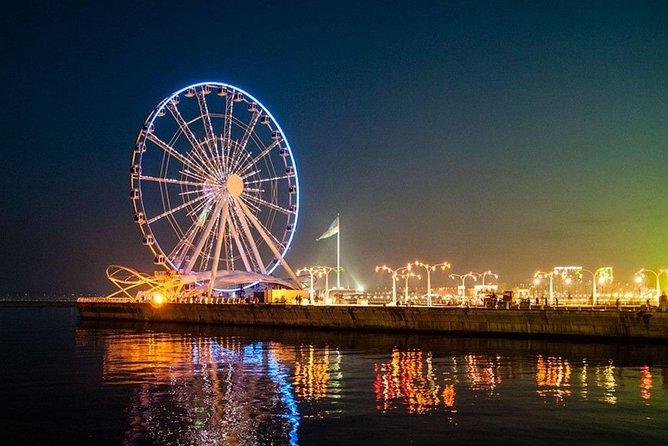 Charming Baku Lights Night Tour