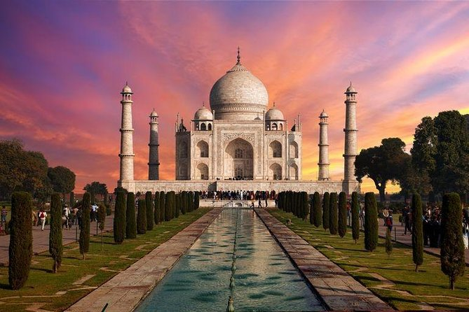 Days Taj Mahal & Agra Tour from Delhi by car photo 1