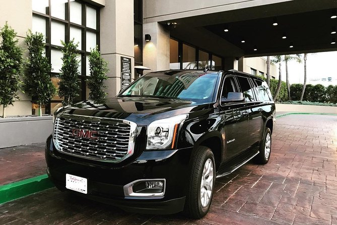 Arrival Private Transfer San Diego Airport SAN to San Diego by Executive SUV