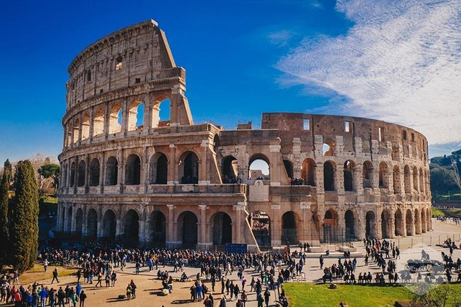 Skip The Line: Guided Tour Colosseum - Arena Access, Roman Forum & Palatine Hill