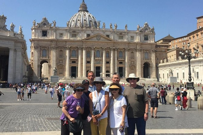 Shared Shore Excursion Civitavecchia Cruise Port: Best of Rome and Vatican City photo 25
